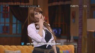 The Best of Ini Talk Show - Keseruan Meriam Bellina Akting Pramugari