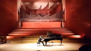 A. GINASTERA: Adaggietto pianissimo (Suite de danzas criollas, op 15) - JAVIER VILLEGAS