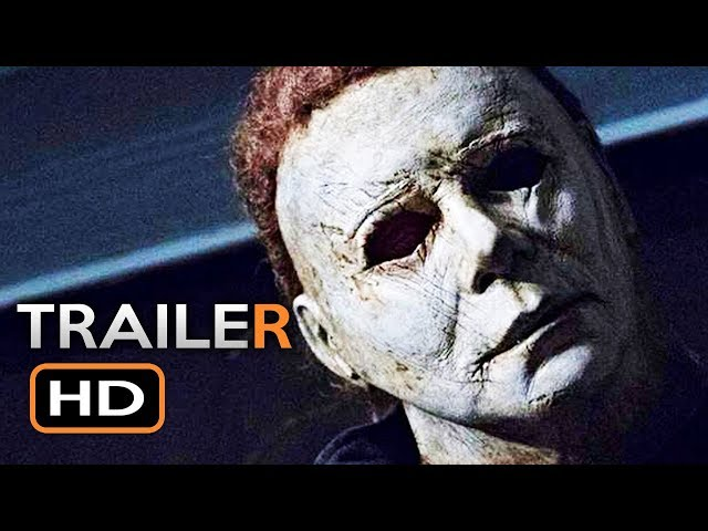halloween official trailer 2 2018 jamie lee curtis horror movie hd