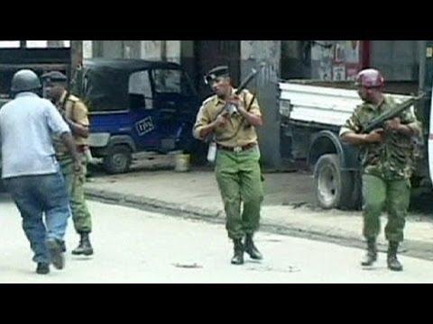 Four killed as Kenyan tourism town erupts into rioting
