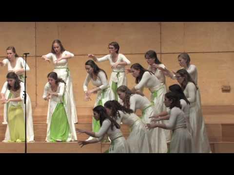 Lojze Lebič: UROK - Dekliški zbor Škofijske klasične gimnazije