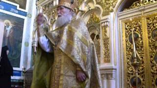 Проповедь о.Николая Ушакова