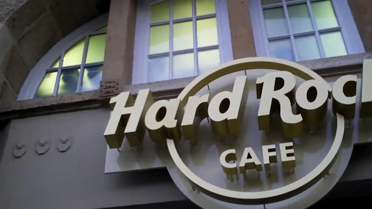 Hard rock cafe frankfurt