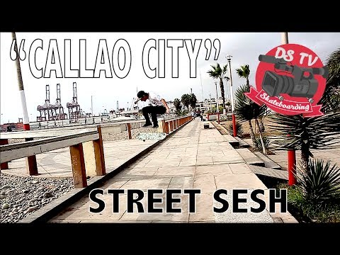 CALLAO CITY - STREET SESH