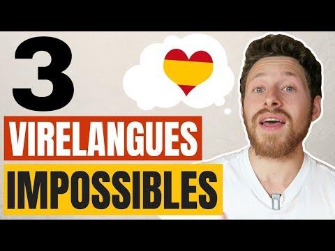 3 VIRELANGUES pour Prononcer le R Espagnol 🇪🇸