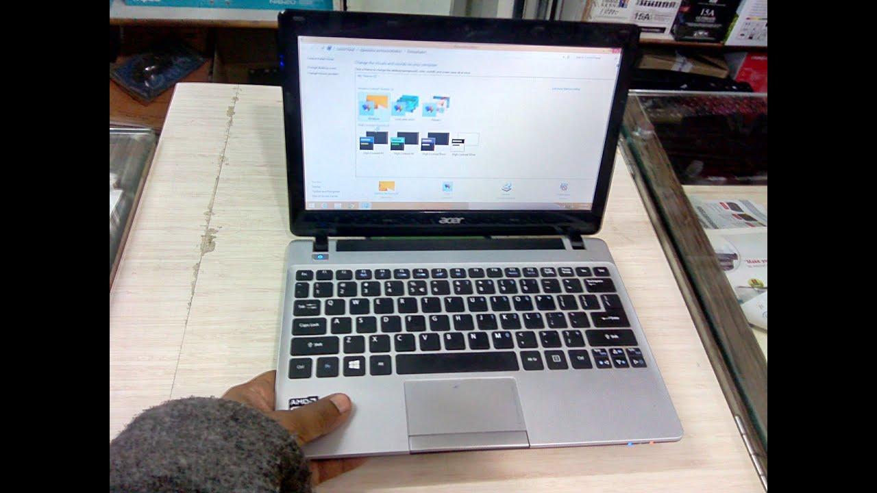 Best Mini Netbook Laptop Acer Aspire V5 123 Unboxing Hands On