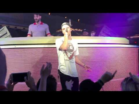 The Chainsmokers - All We Know Live At XS Las Vegas 1.13.18