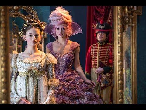 Щелкунчик и Четыре королевства (2018) Финальный дублированный трейлер HD