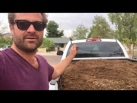 Ep147 - Bringing Soil from Arizona Worm Farm to Stonehaven!