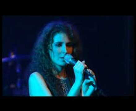 ELSA LUNGHINI - LE TEMPS TOURNE A L'ORAGE (Live Européen)