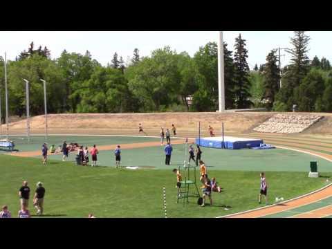 2016 High School Edmonton Zone: MENS 4x400m