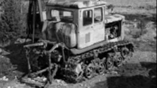 Ciągniki gąsienicowe z ZSRR