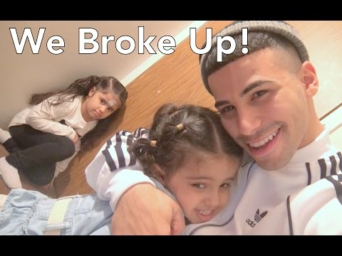 We Broke Up..