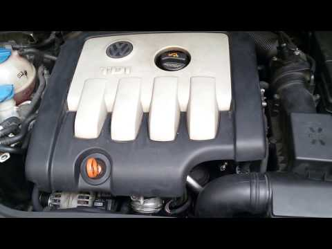 Problema motor golf 5 2.0 TDI