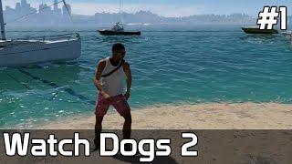 Watch Dogs 2 Gameplay PL [#1] PRAWIE/LEPSZE GTA?!