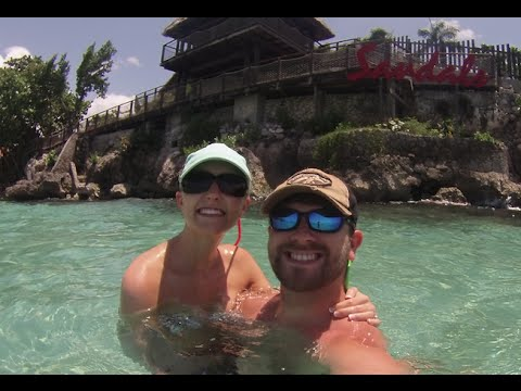 Our Honeymoon - Sandals Ochi Resort in Ocho Rios, Jamaica - GoPro *HD*