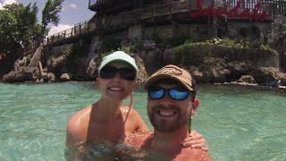 our honeymoon sandals ochi resort in ocho rios jamaica gopro hd