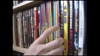 James & Mike take a look at Mike's DVD Collection