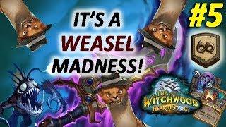 (Wild) Kingsbane Mill Rogue vs Weasel Priest #5