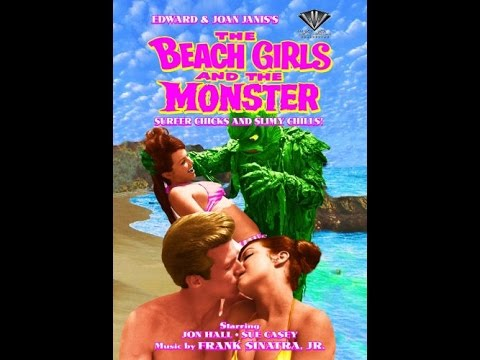 The Beach Girls and the Monster (1965) / Full Movie