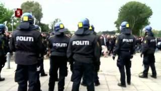 Krimi5 om hooligans og ballade ved Brøndby IF - FCK
