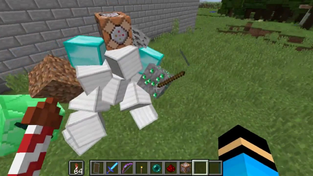minecraft how to make armor stand