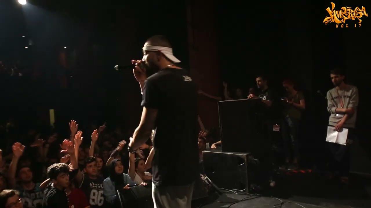 Joker - Hahaha! (Kargaşa vol 17 Canlı Performans)