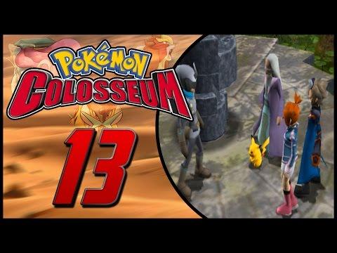 Die Crypto-Erlösung! - Pokémon Colosseum [Deutsch/German] #13