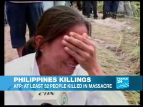 Dean Bernardo for France 24: Main Suspect in Magui...