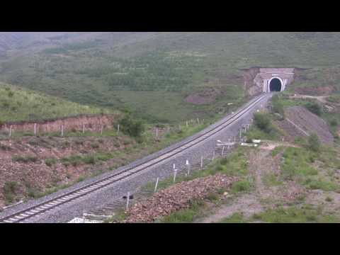 "Diesel sound experience near ""Tunnel 2""... (HD)"