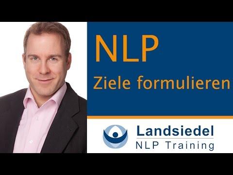 So Werden ZIELE Richtig FORMULIERT - NLP Mit Stephan Landsiedel