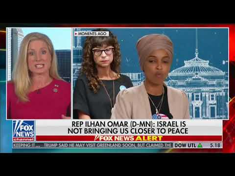 Democratic Strategist Has To Be Reminded That Trump Didn't Actually Ban Omar And Tlaib From Israel