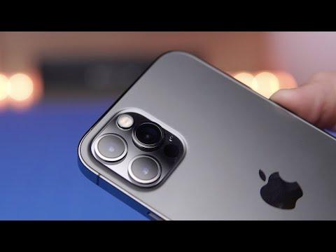 Обзор iPhone 12 Pro Max: Самый большой в истории!