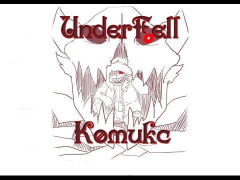 UnderFell Comic (Rus Dub)