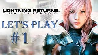 Gameplay Lightning returns Final Fantasy XIII  -ITA- PC