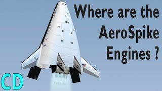 Aerospike Engines  Why Aren't We Using them Now?