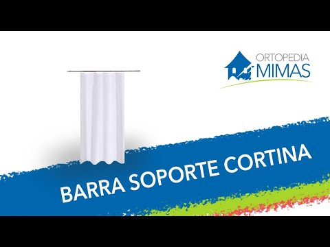 Bara soporte cortina ad571 youtube - Soportes para cortinas ...
