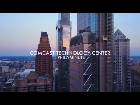 Comcast Technology Center #PhillyMinute (Part 1)