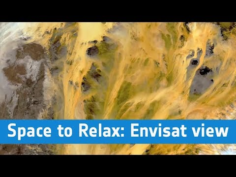 Space for ESA: Our Colourful Planet