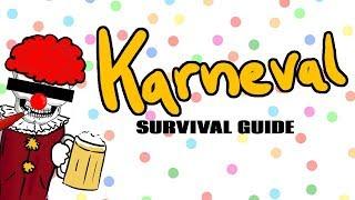 Karneval / Fasching - Tommys seriöse Survival Guides
