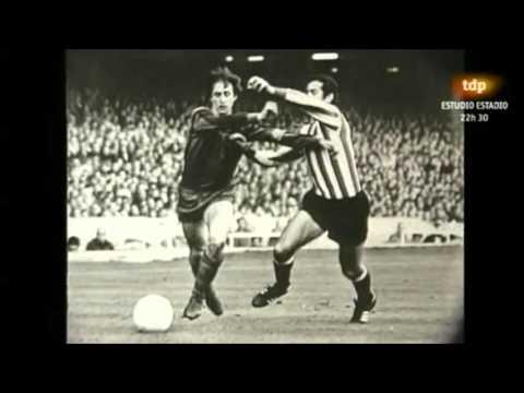 Johan Cruyff.  Historia de un blaugrana