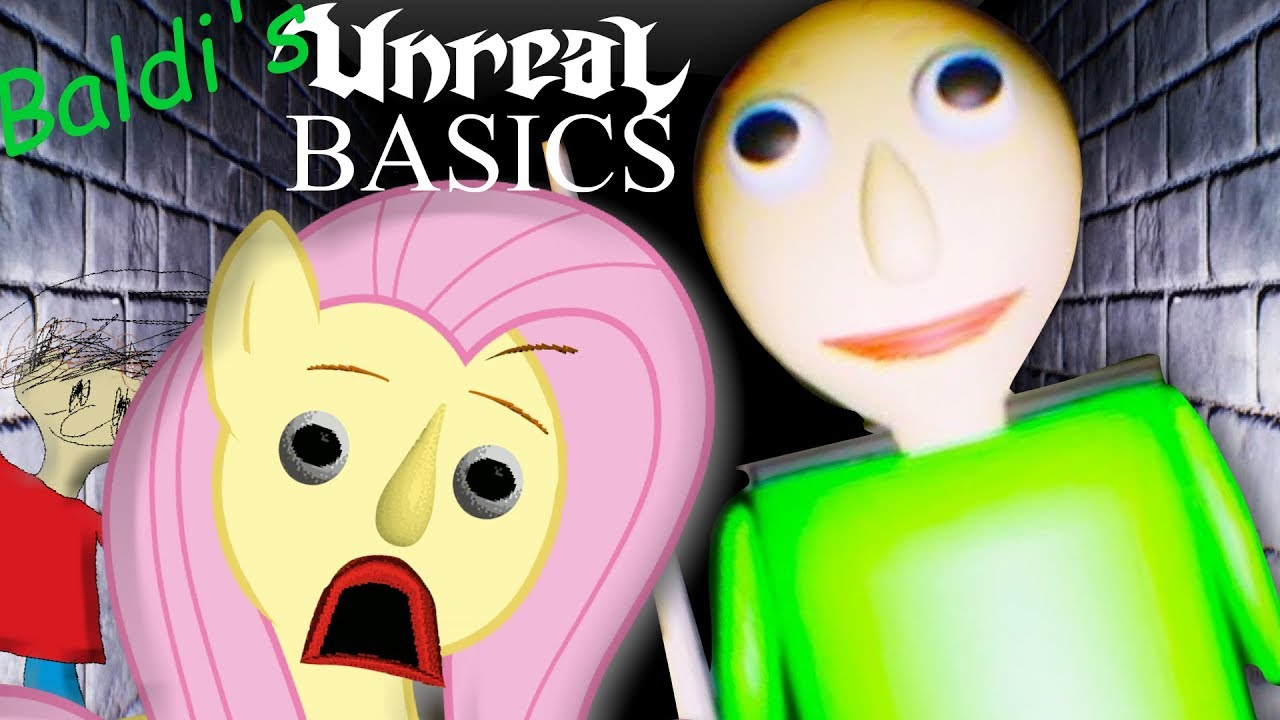 fluttershy-plays-baldi-s-unreal-basics-remastered-baldi-makes-me-hd-sad