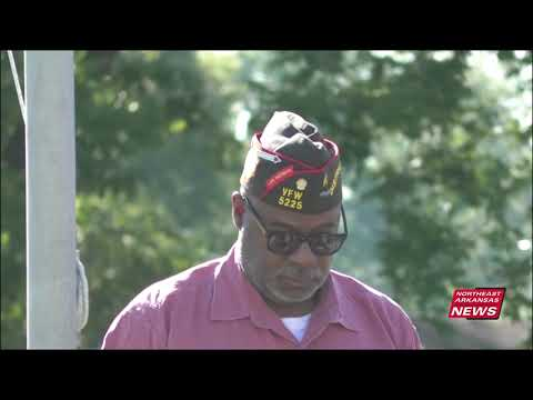 Marion/ West Memphis VFW hosts Memorial Day ceremony