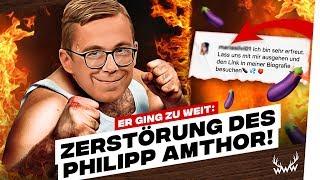 WTF: PERVERSE Instagram-Bettler! • Zerstörung des Philipp Amthor | #WWW
