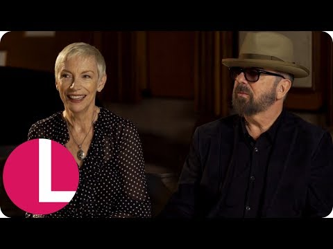 Eurythmics Are Amazed to Be Nominated For the Rock and Roll Hall of Fame | Lorraine