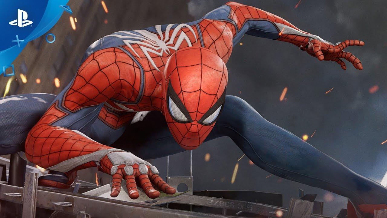 Image result for marvels spiderman ps4