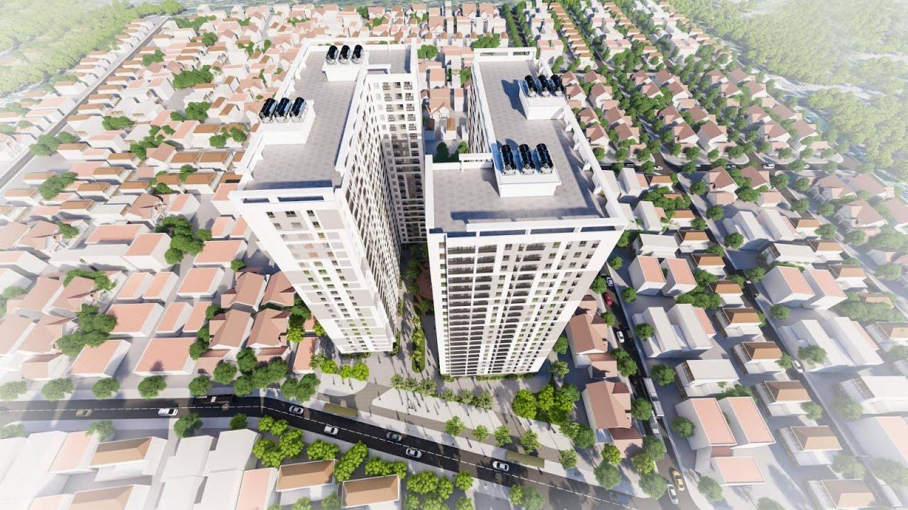 Giới thiệu dự án ParkView Apartment Thuận An - Bình Dương - YouTube