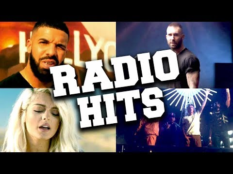 Top 50 Songs that You Hear Every Day on the Radio 2018 Mp3
