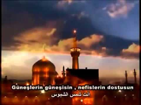 Əl-Fani Behişte İmam Rza (ə) Qərib Agam