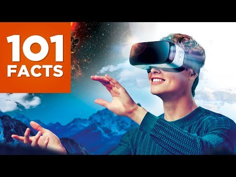 101 Facts About Virtual Reality